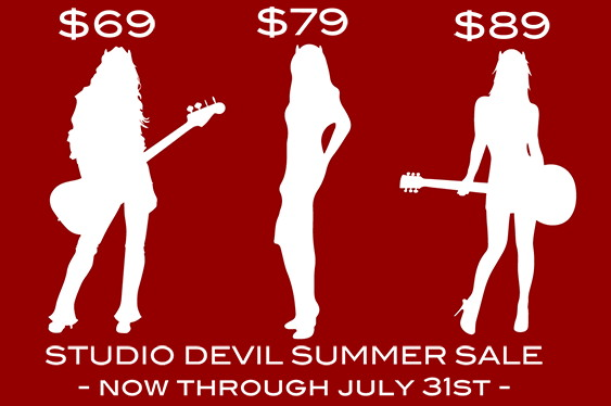Want awesome tone? Wanna save some bucks? Now's the time....