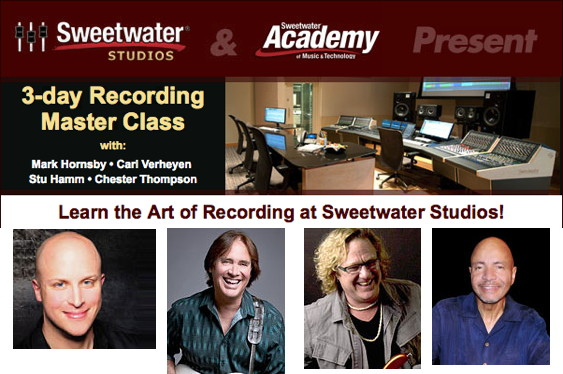 On September 11-13, 2014, Sweetwater Studios is hosting a...