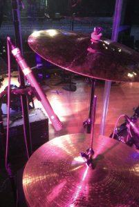 micd cymbals closeup