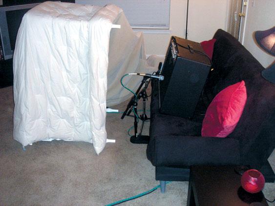 table blanket