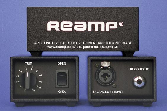 reamping box